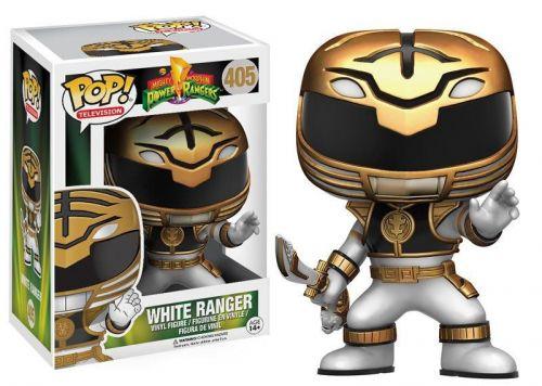 Funko Pop Power Rangers - White Ranger
