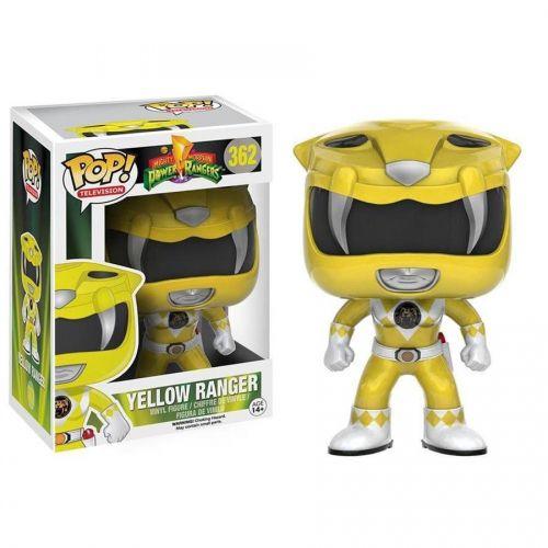 Funko Pop Power Rangers - Yellow Ranger