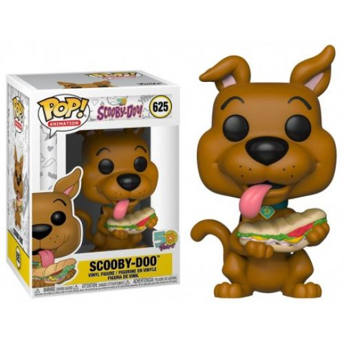 Funko Pop Scooby-Doo 50 anos - Scooby-Doo 625