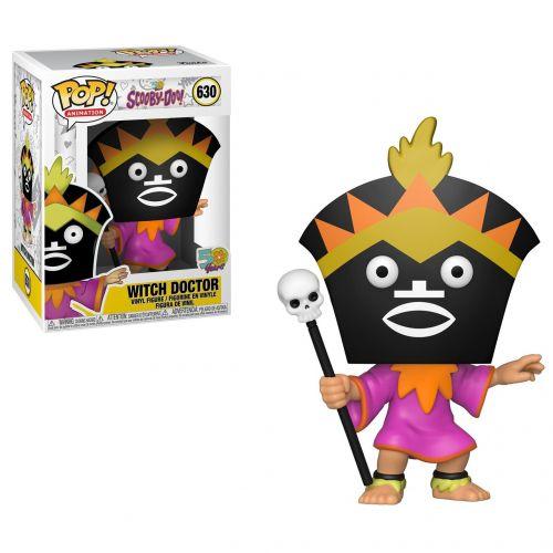 Funko Pop Scooby-Doo Witch Doctor 630