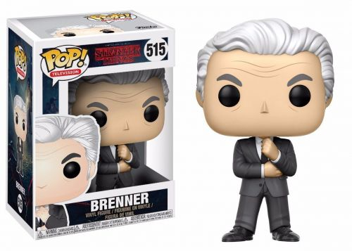Funko Pop Series Stranger Things - Brenner