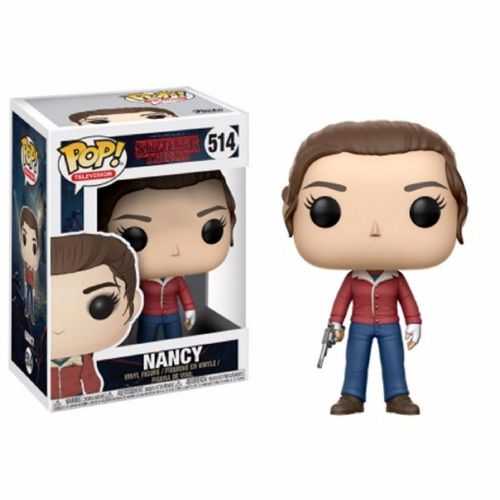 Funko Pop Series Stranger Things - Nancy