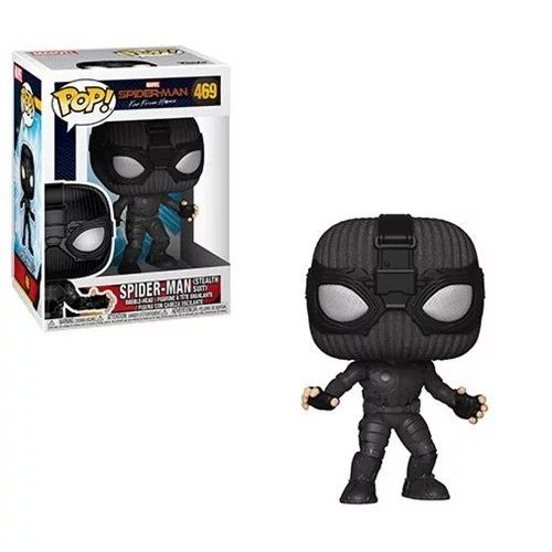 Funko Pop Spider-Man Far From Home Stealth Suit 469