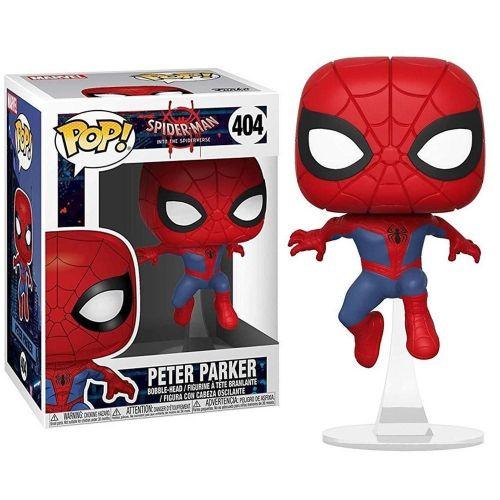 Funko Pop Spider-Man Into The Spider-verse Peter Parker