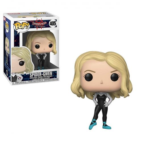Funko Pop Spider-man Into the Spider-Verse Spider-Gwen