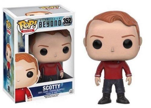 Funko Pop Star Trek Beyond - Scotty