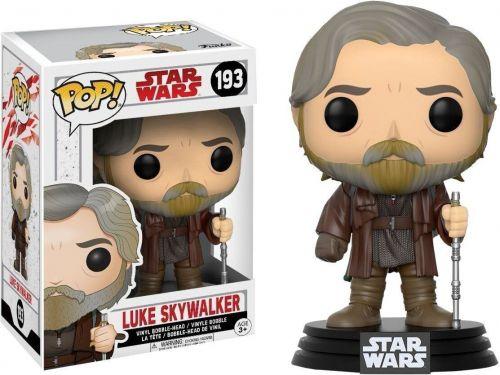 Funko Pop Star Wars - Luke Skywalker 193