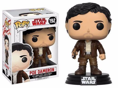 Funko Pop Star Wars - Poe Dameron