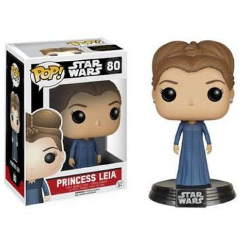 Funko Pop Star Wars - Princesa Leia 80