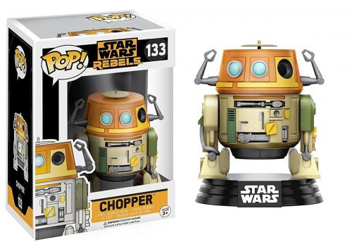 Funko Pop Star Wars Rebbels - Chopper