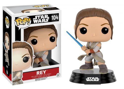 Funko Pop Star Wars - Rey 104