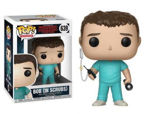 Funko Pop Stranger Things- Bob In Scrubs