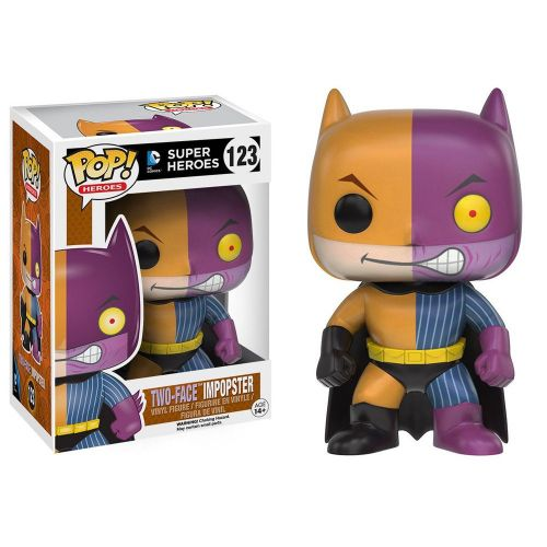 Funko Pop Super Heroes - Two Face Impopster