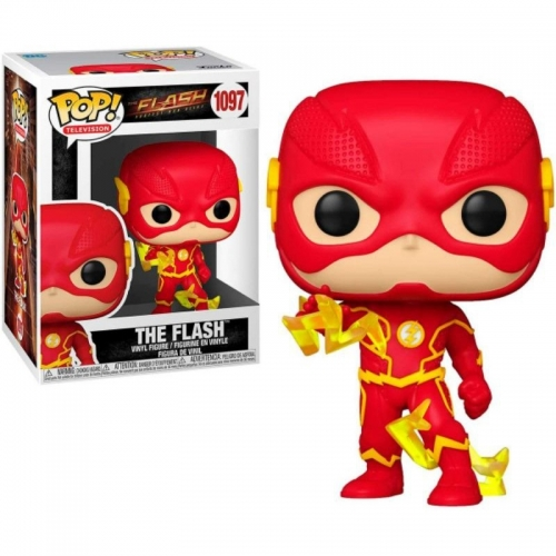 Funko Pop The Flash 1097 Oficial