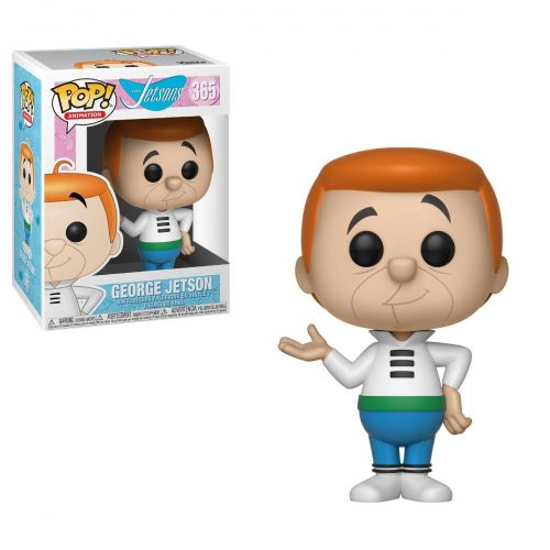 Funko Pop The Jetsons - George Jetson