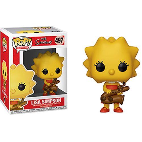 Funko Pop The Simpsons - Lisa Simpson 497