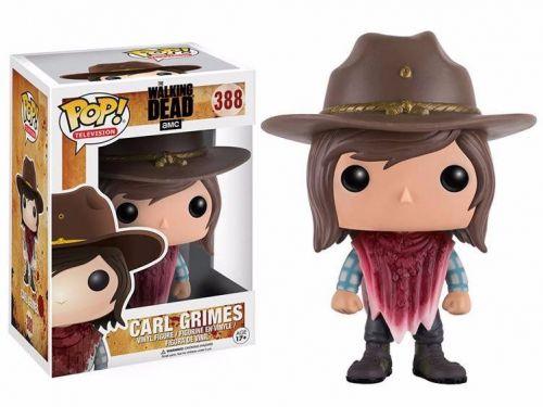 Funko Pop The Walking Dead - Carl Grimes 388