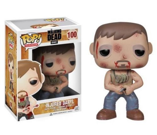 Funko Pop The Walking Dead - Injured Daryl