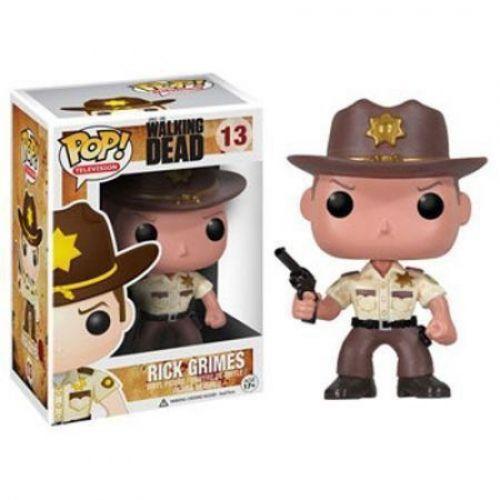 Funko Pop The Walking Dead - Rick Grimes 13