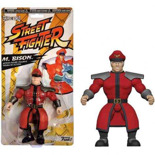 Funko Savage World - Street Fighter M. Bison