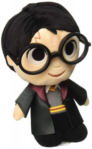Funko SuperCute Pelúcia Harry Potter Oficial Licenciado