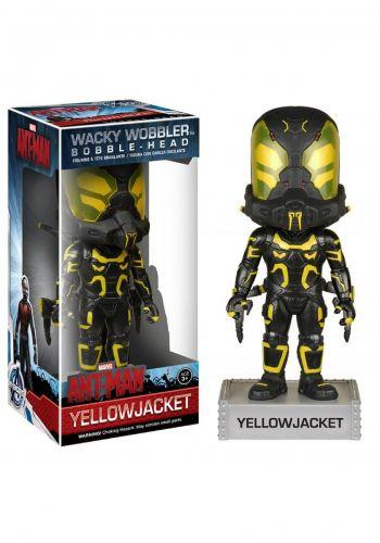 Funko Wacky Wobbler Ant-Man - Yellow Jacket