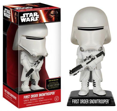Funko Wacky Wobbler Star Wars First Order Snowtrooper