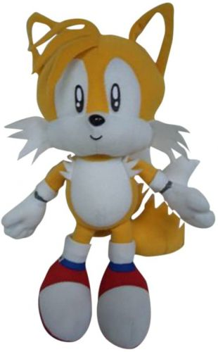 Great Eastern Animation Sonic The Hedgehog Tails Oficial Licenciado
