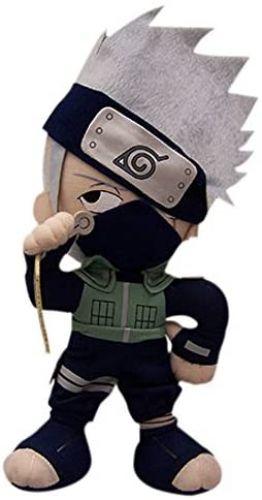 Great Eastern Pelúcia Naruto Shippuden Kakashi Oficial Licenciado