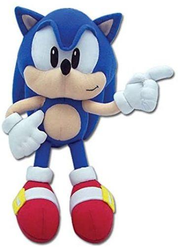 Great Eastern Pelúcia Sonic The Hedgehog: Classic Oficial Licenciado