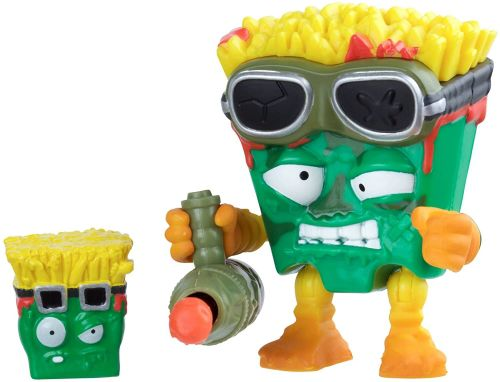 Grossery Gang S4 Bug Strike Action Figures Oficial Licenciado