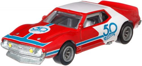 Hot Wheels Coleção 50th Favorites- '71 AMC Javelin