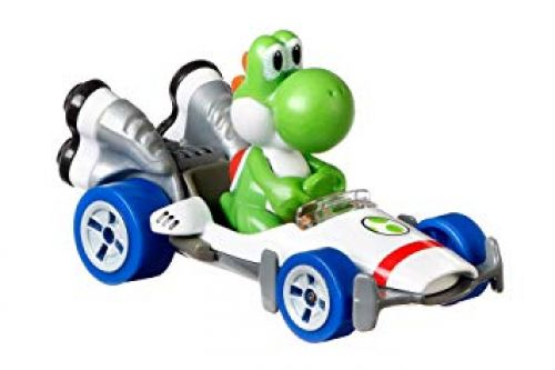 Hot Wheels Mario Yoshi B Dasher