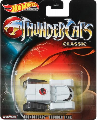 Hot Wheels Thundertank Thundercats Classic Oficial Licenciado