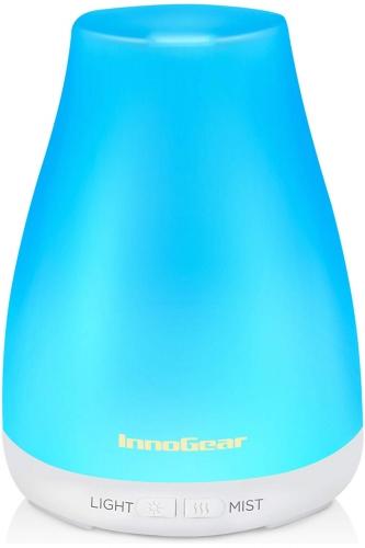 InnoGear Difusor De Oleos Essenciais Difusor de aromaterapia Umidificador