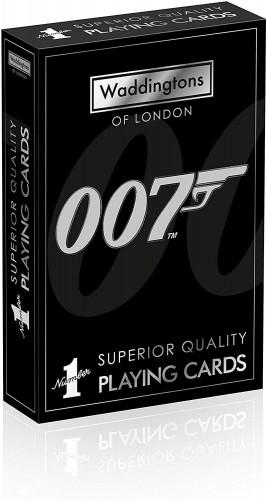 James Bond 007 Waddingtons Number Baralho Oficial Licenciado