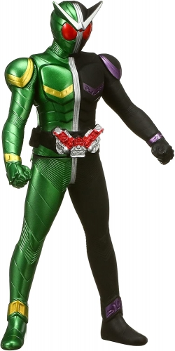 Legend Rider History 07 Kamen Rider W Cyclone Joker Oficial