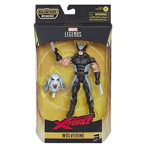 Marvel Classic Hasbro Marvel Legends Series  Wolverine (X-Men/X-Force Collection) Oficial Licenciado