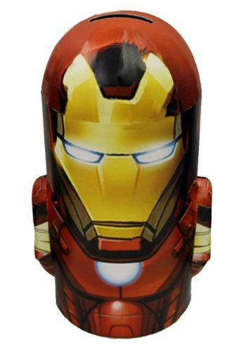 Marvel Homem de Ferro Cofre