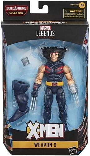 Marvel Legends X-Men Age of Apocalypse Weapon X Oficial Licenciado