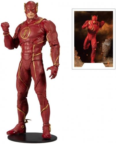 McFarlane DC Gaming 7 Figures Wave 3  Flash Oficial Licenciado
