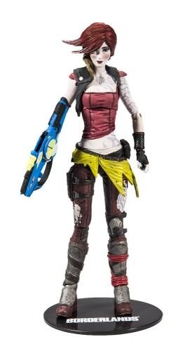 McFarlane Toys Borderlands Lilith Action Figure Oficial Licenciado