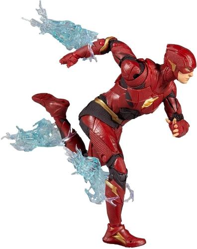 McFarlane Toys DC Justice League Movie The Flash Oficial Licenciado
