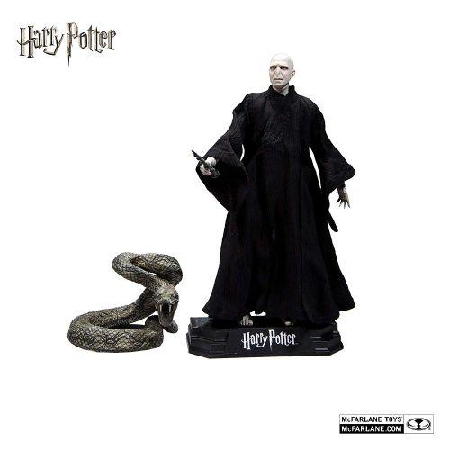 McFarlane Toys Harry Potter - Lord Voldemort Action Figure Oficial Licenciado