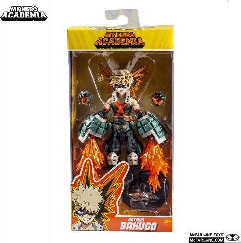 McFarlane Toys My Hero Academia Katsuki Bakugo Oficial Licenciado