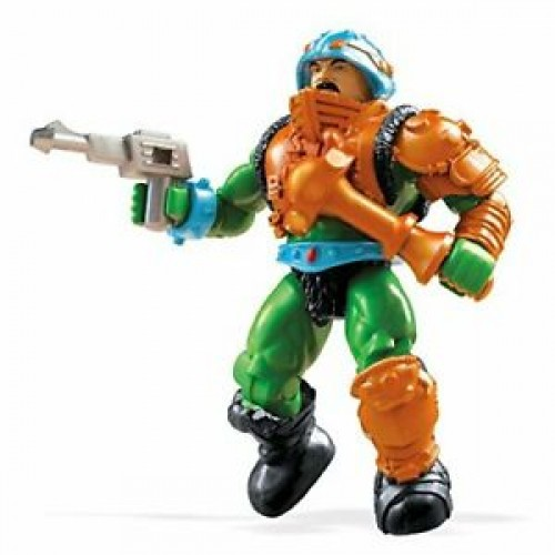 Mega Construx Heroes Motu Man At Arms Building Set