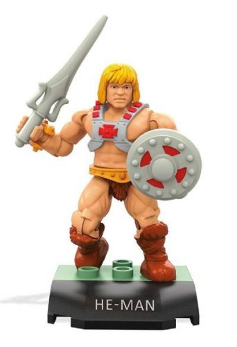 Mega Construx Heroes Series 1 Masters of the Universe He-Man