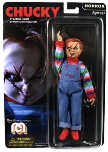 Mego Action Figure Chucky Limited Edition Oficial Licenciado