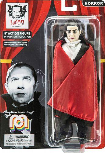 Mego Action Figure Dracula 20cm Oficial Licenciado