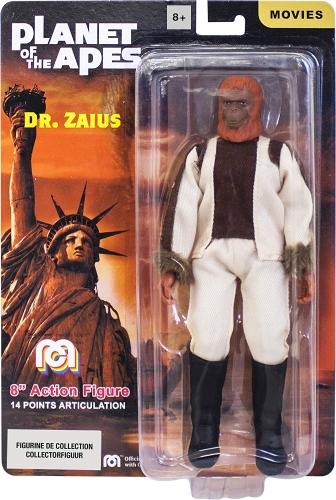 Mego Action Figure Planet of The Apes - Dr. Zaius Oficial LIcenciado
